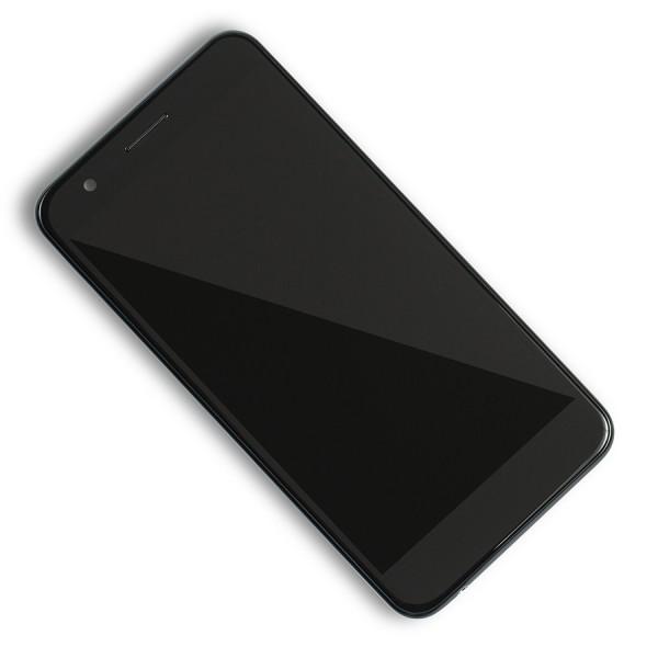 LCD & Digitizer Frame Assembly for LG K30 (X410) - Black