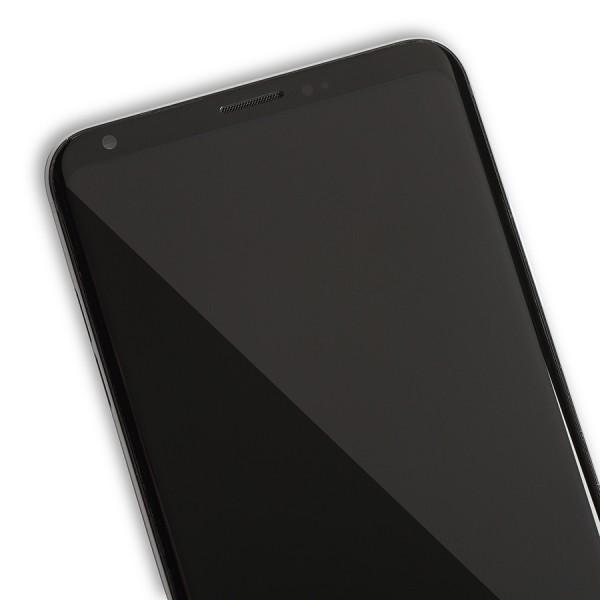 LCD & Digitizer Frame Assembly for LG V35 ThinQ - Black