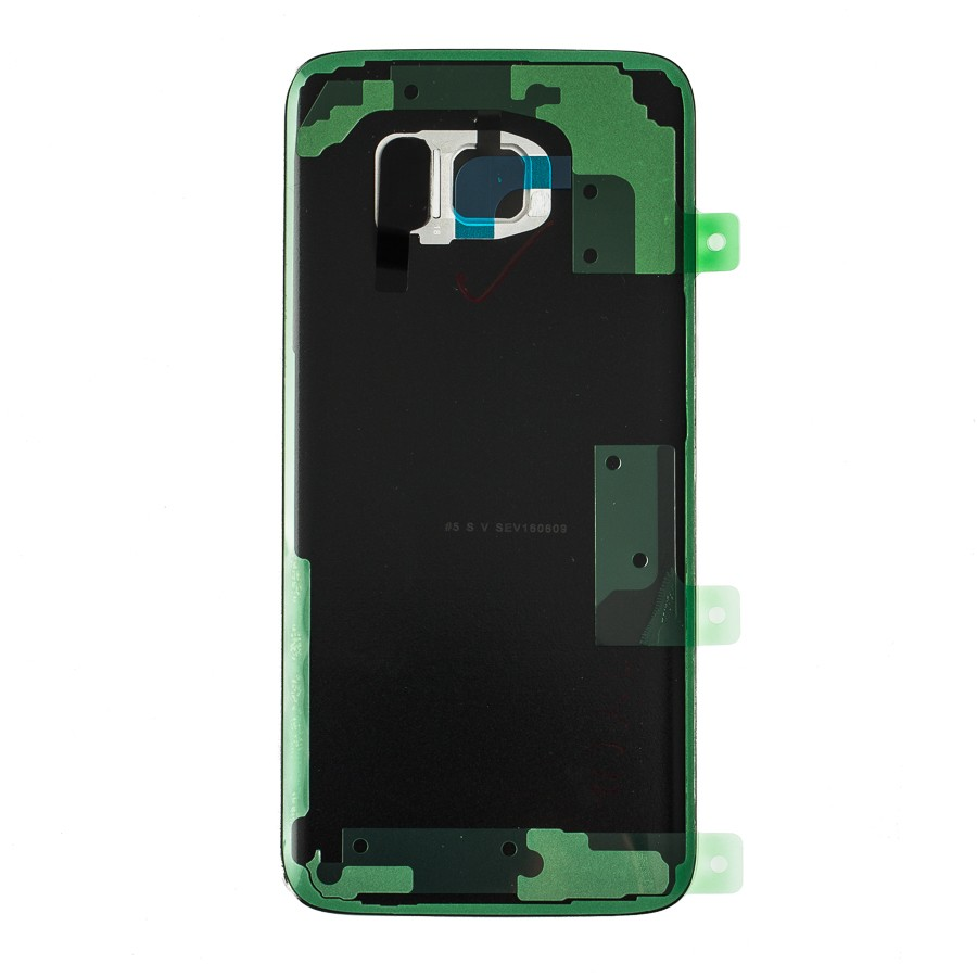 back glass for samsung galaxy s7 edge w adhesive