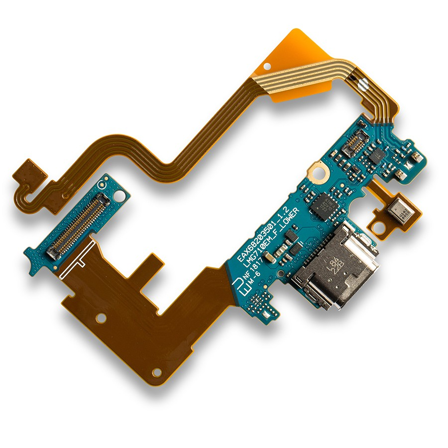 Chargeport Flex Cable for LG G7 ThinQ   Wholesale G7 ThinQ Flex