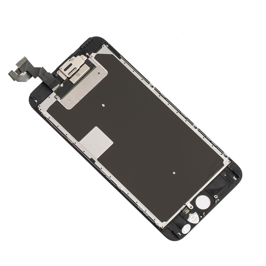 Nw Lcd Digitizer Frame Assembly W Front Cam Prox Sensor Ear Speaker For Iphone S Plus Mdselect Black Mdap on Iphone 4 Backlight