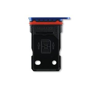 SIM tray for OnePlus 8 Pro (Genuine OEM) - Ultramarine Blue