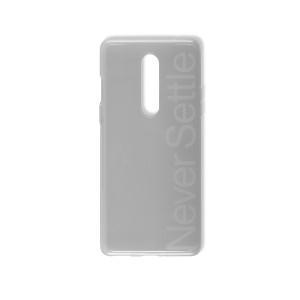 Protective Case Transparent for OnePlus 8 (Genuine OEM)
