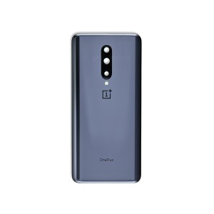 Back Cover for OnePlus 7 Pro (Genuine OEM) - Mirror Gray