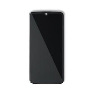 OLED Assembly for Moto Z4 (XT1980-3 / XT1980-4) (Authorized OEM) - Black