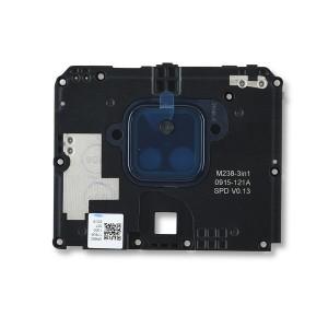 Midframe for Moto G Play (2021) (XT2093) (Authorized OEM) - Misty Blue