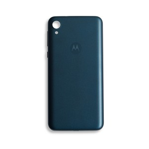 Battery Cover for Moto E6 (XT2005) (Authorized OEM) - Navy