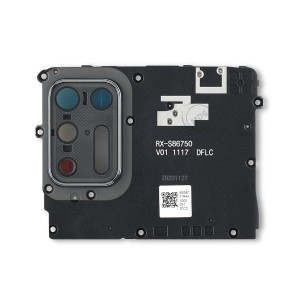 Midframe (Top Carrier) for Moto G Stylus (2021) (XT2115) (Authorized OEM) - White