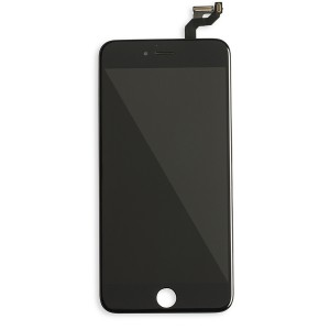 LCD Frame Assembly for iPhone 6S Plus  (PRIME - Certified Refurbished) - Black