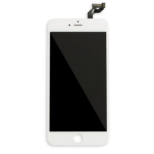 LCD Frame Assembly for iPhone 6S Plus (PRIME - Certified Refurbished) - White