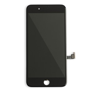 LCD Frame Assembly for iPhone 7 Plus (BASIC) - Black (Bulk Pricing Available)