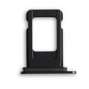 "Sim Card Tray for iPhone XR (6.1"") - Black"