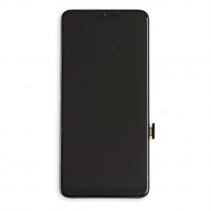 LCD & Digitizer Frame Assembly for LG G7 ThinQ (G710) - Aurora Black