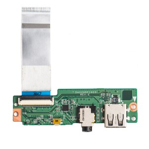 Audio and USB Board (OEM Pull) for Acer Chromebook 11 C738T