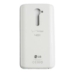 Back Battery Cover (Universal) for LG G2 (VS980) - White