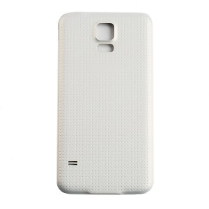 Back Battery Cover for Samsung Galaxy S5 - White
