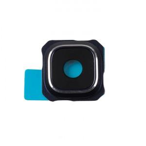 Back Camera Glass Cover for Samsung Galaxy S6 Edge Plus - Black Sapphire