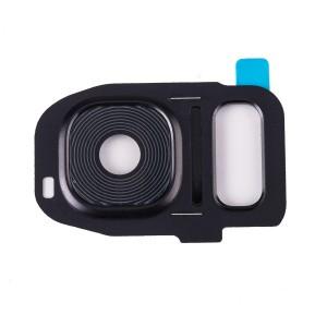 Back Camera Glass Cover for Samsung Galaxy S7 Edge - Black Sapphire