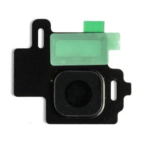 Rear Camera Lens with Bezel for Samsung Galaxy S8 - Midnight Black