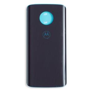 Back Cover for Motorola Moto G6 Plus (XT1926) (Authorized OEM) - Deep Indigo