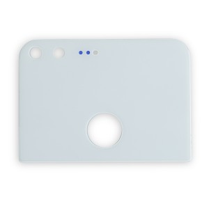 Back Glass for Google Pixel XL (w/ Adhesive) - White