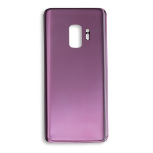 Back Glass for Samsung Galaxy S9 (w/ Adhesive) (Generic) - Lilac Purple