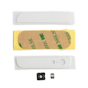Back Glass for iPhone 5 (Generic) - White