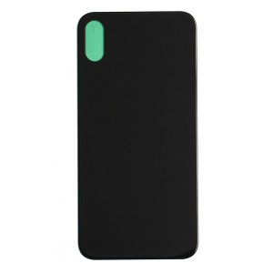Back Glass for iPhone X (Generic) - Space Gray