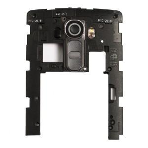 Back Housing for LG G4 (H810 / H811 / VS986 / LS991) - Black