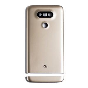 Back Housing for LG G5 (Universal - No Carrier Logo) - Gold
