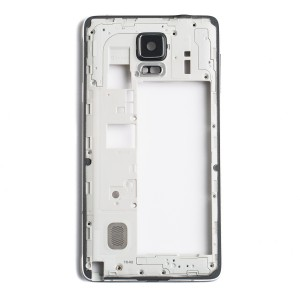 Back Housing for Galaxy Note 4 (N910V / N910P) - Black