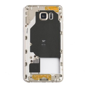 Back Housing for Samsung Galaxy Note 5 (N920P / N920V) - Gold