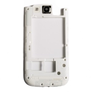 Back Housing for Samsung Galaxy S3 (I747) - White