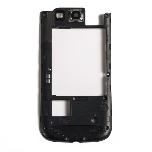 Back Housing for Samsung Galaxy S3 (L710) - Black