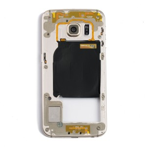 Back Housing for Samsung Galaxy S6 Edge (G925P / G925V) - Gold