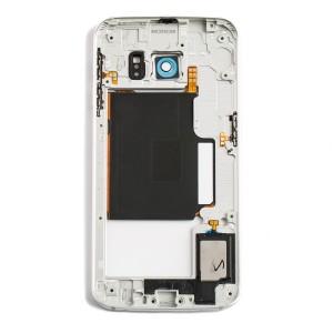 Back Housing for Samsung Galaxy S6 Edge (G925P / G925V) - White