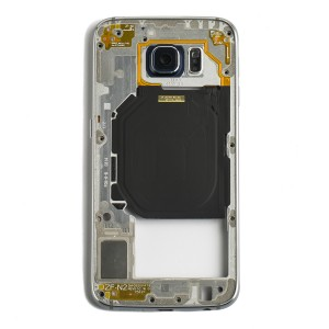 Back Housing for Samsung Galaxy S6 (G920A / G920T) - Black Sapphire