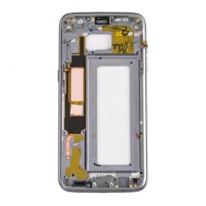 Back Housing for Samsung Galaxy S7 Edge (G935A / G935T) - Black