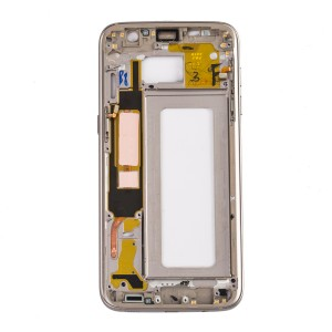 Back Housing for Samsung Galaxy S7 Edge - Gold