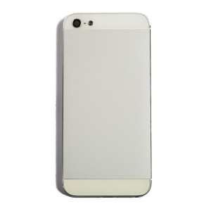Back Housing for iPhone 5 (Generic) - White