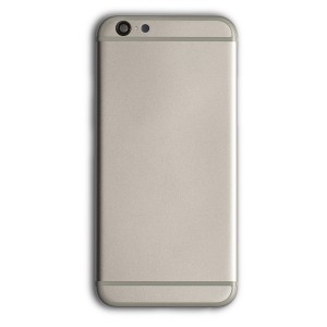 "Back Housing for iPhone 6S (4.7"") (Generic) - Gray"