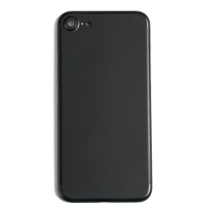"Back Housing for iPhone 7 (4.7"") (Generic) - Black"
