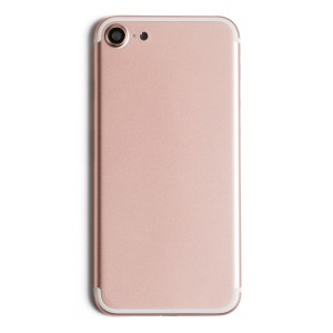 """Back Housing for iPhone 7 (4.7"""") (Generic) - Rose Gold"""