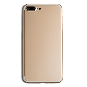 "Back Housing for iPhone 7 Plus (5.5"") (Generic) - Gold"