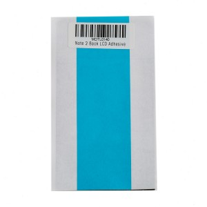 Back LCD Adhesive for Samsung Galaxy Note 2