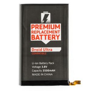 Battery (EU40) for Motorola Droid Ultra (MDSelect)