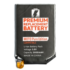Battery (FX30) for Motorola Moto X Pure Edition (MDSelect)