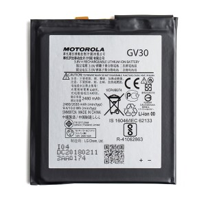 Battery (GV30) for Motorola Moto Z (XT1650-03) (Authorized OEM)