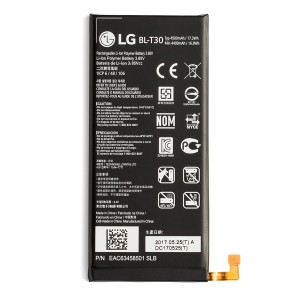 Battery for LG X Power 2 / X Charge (BL-T30)(Genuine OEM)
