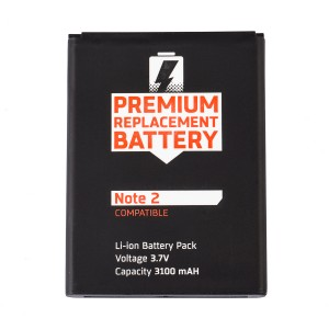 Battery for Samsung Galaxy Note 2